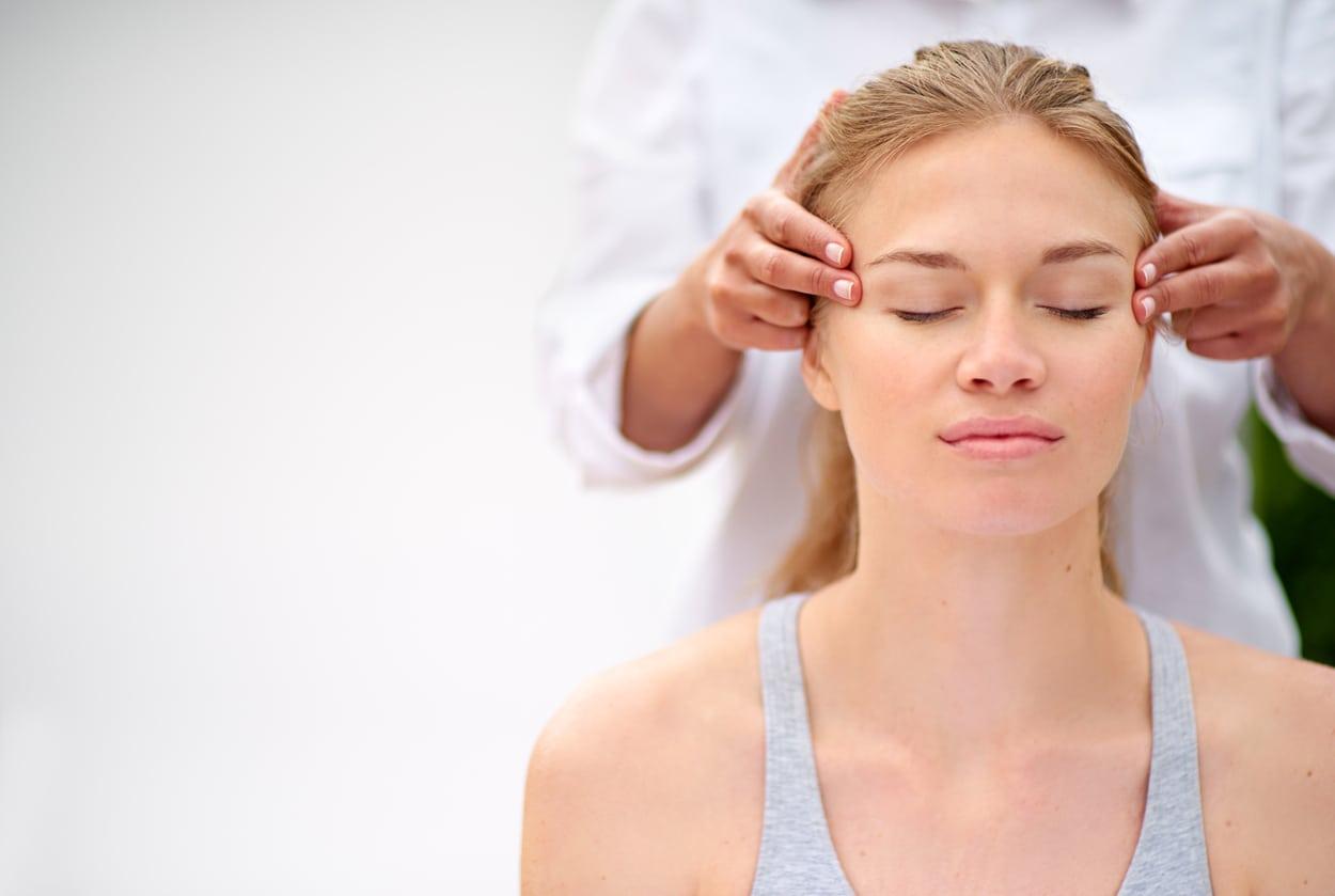Massaging The Stress Away