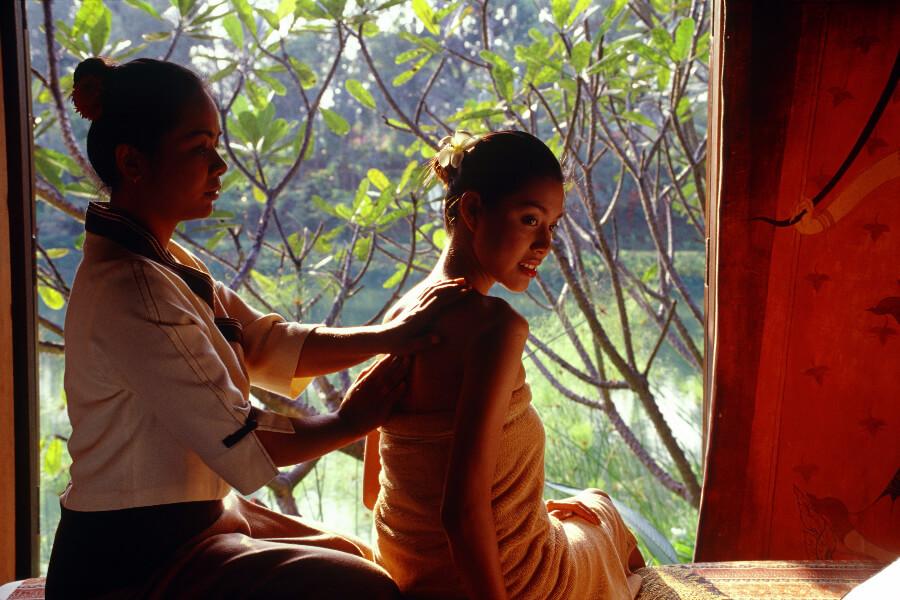 Een korte samenvatting van de geschiedenis van massage