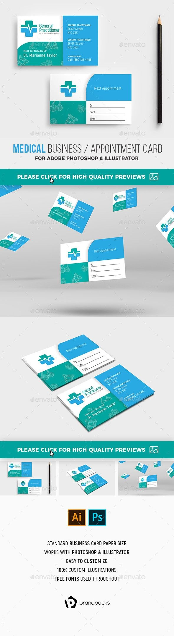 A Business Card Size Template In Photoshop  Illustrator Format For Pertaining To Business Card Size Photoshop Template