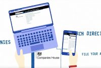 About Our Services  Companies House  Govuk for Share Certificate Template Companies House