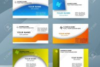 Abstract Professional And Designer Business Card Template Or in Designer Visiting Cards Templates