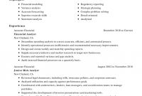 Accounting And Finance Resume Template For Microsoft Word  Livecareer inside Microsoft Word Resume Template Free