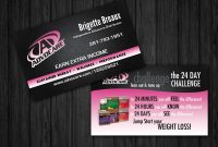 Advocare Business Card Template Advocare Business Cards For for Advocare Business Card Template