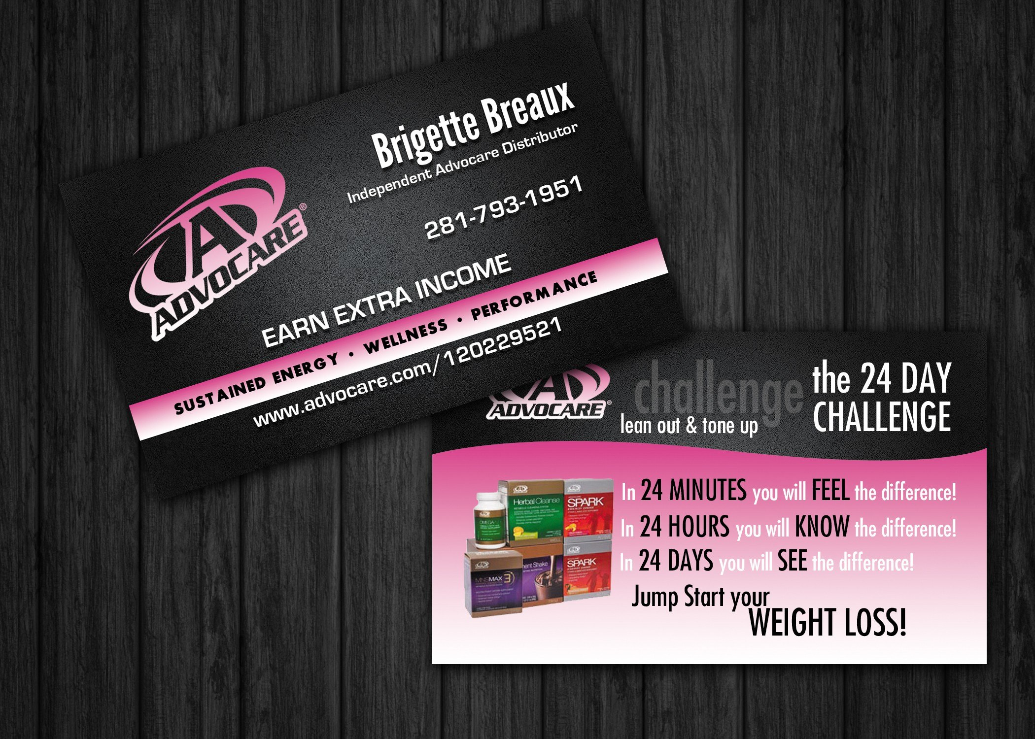 Advocare Business Card Template Advocare Business Cards For For Advocare Business Card Template
