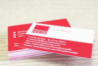 Advocare Business Card Template  Caquetapositivo pertaining to Advocare Business Card Template