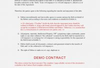 Agreement Free Printables Assignment Agreement Template Assignment in Credit Assignment Agreement Template