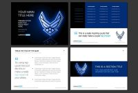 Air Force Powerpoint Template Designs  Trashedgraphics regarding Air Force Powerpoint Template