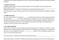 All  States Residential Lease Agreement  Landlord Lease Forms with regard to New Jersey Residential Lease Agreement Template