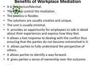 Alternative Dispute Resolutionadrworkplace Mediation Practice inside Workplace Mediation Outcome Agreement Template