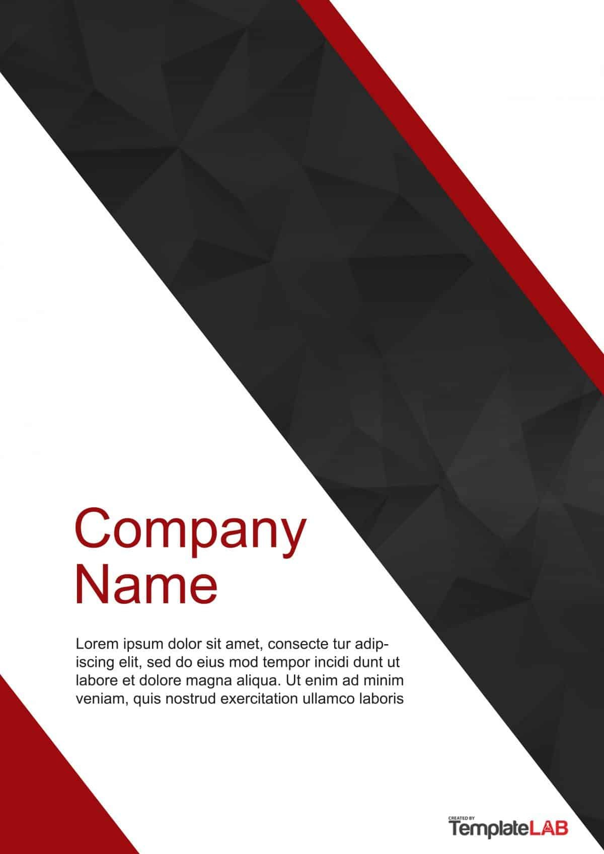 Amazing Cover Page Templates Word  Psd ᐅ Template Lab Regarding Microsoft Word Cover Page Templates Download