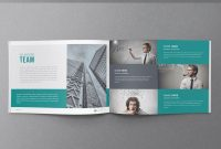 Annual Report Brochure Template Indesign Indd   Pages A  Course with Brochure Template Indesign Free Download