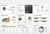 Annual Report Powerpoint Template inside Annual Report Ppt Template