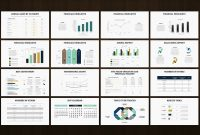 Annual Report Powerpoint Template intended for Annual Report Ppt Template