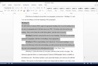 Apa Template In Microsoft Word   Youtube inside Apa Format Template Word 2013