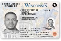 "Are Wisconsin's Driver Licenses ""most Secure In The Nation"" Expert with Georgia Id Card Template"