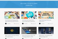 Articlemag Free Blogger Template inside Free Blogger Templates For Business