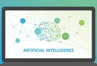 Artificial Intelligence Powerpoint Template  Slidemodel pertaining to Business Intelligence Powerpoint Template