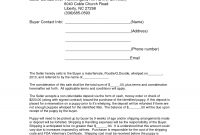 Auto Purchase Agreement Form  Docnyy  Purchase Contract inside Car Purchase Agreement Template