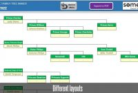 Automatic Family Tree Maker  Excel Template  Youtube within Powerpoint Genealogy Template