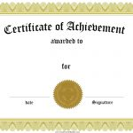 Award Certificate Template Certificate Templates Best Free Images intended for Certificate Templates