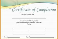 Award Certificate Template Free Best Award Certificate Template Word Inside Award Certificate Templates Word 2007