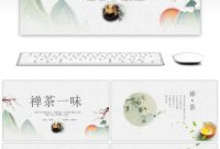 Awesome China Taste Zen Style Ppt Templates For Unlimited Download with Presentation Zen Powerpoint Templates
