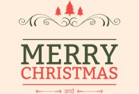 Awesome Christmas Gift Certificate Templates To End regarding Merry Christmas Gift Certificate Templates