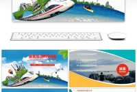 Awesome General Dynamic Ppt Template For Tourist Industry And Other pertaining to Powerpoint Templates Tourism