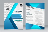 Awesome Template For Brochure Design Free Download  Best Of Template inside Free Brochure Template Downloads