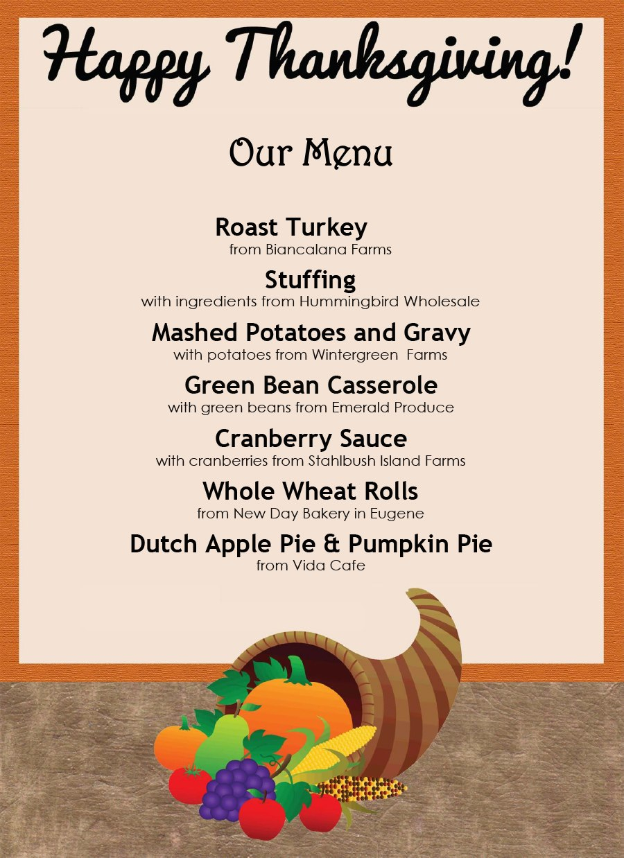 Awesome Thanksgiving Menu Templates ᐅ Template Lab Inside Thanksgiving Day Menu Template