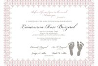 Baby Dedication Certificate Template Child Samples Fresh for Baby Dedication Certificate Template