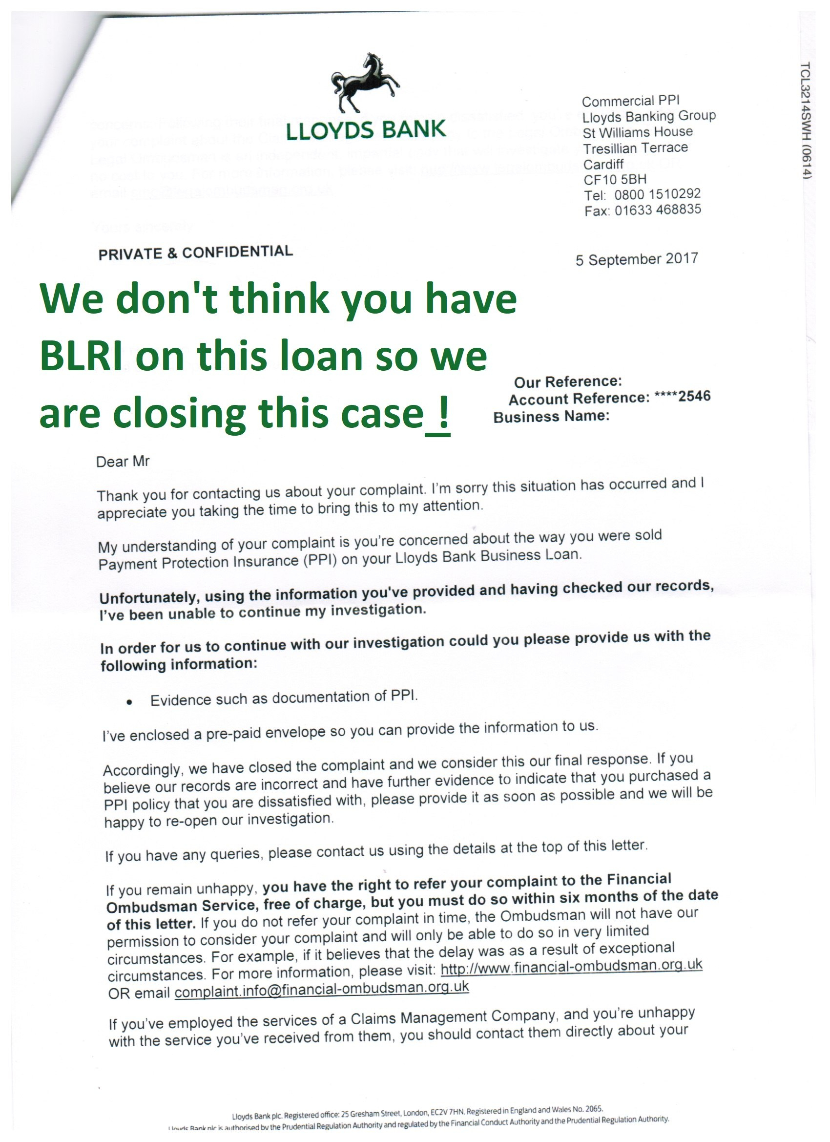 Bankers Celebrate Pocketing Billions At The Expense Of Consumers With Regard To Ppi Claim Letter Template For Credit Card
