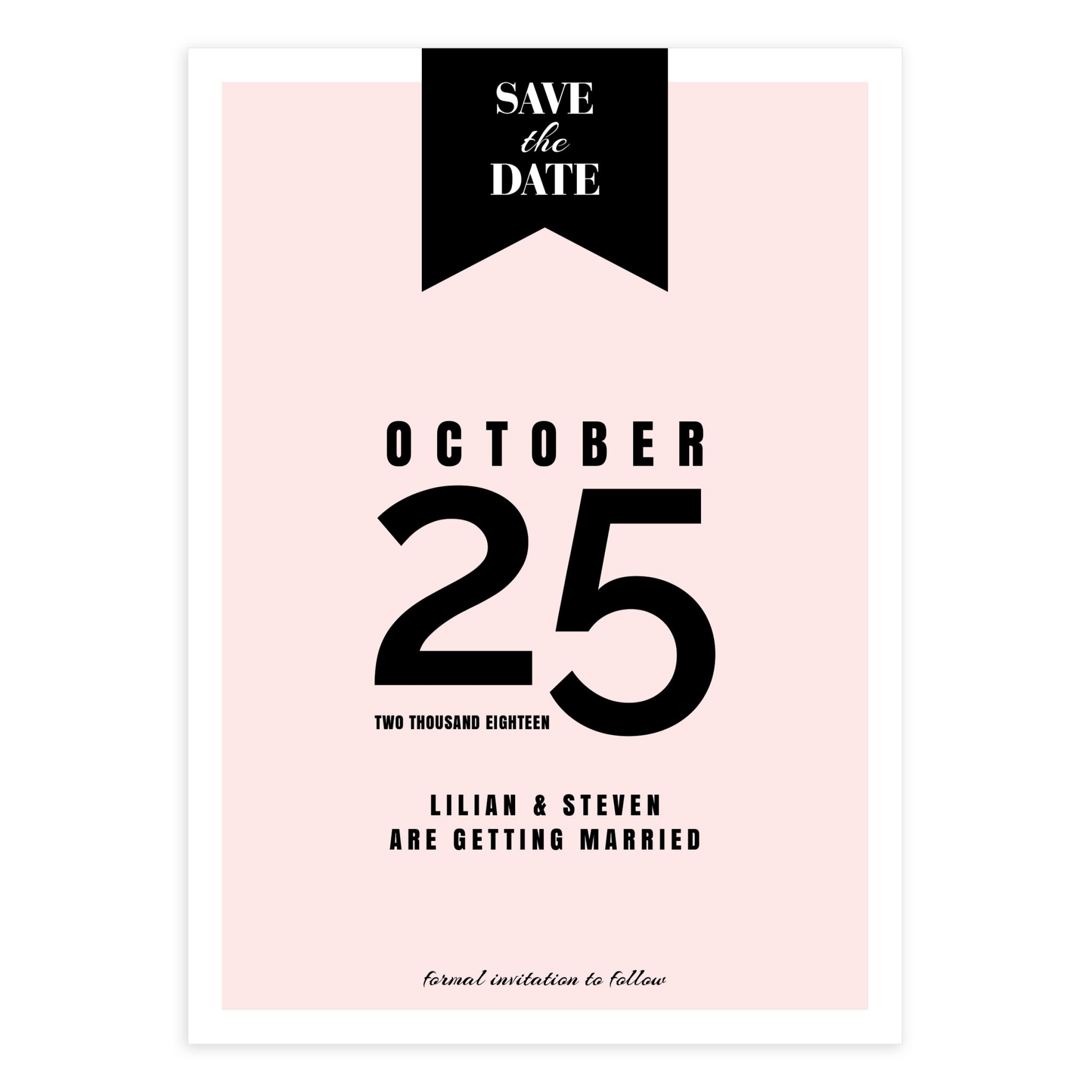 Banner Save The Date Psd Template  Mockaroon Regarding Save The Date Banner Template