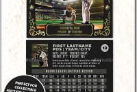Baseball Trading Card Designs  Templates  Psd Ai  Free within Baseball Card Template Psd