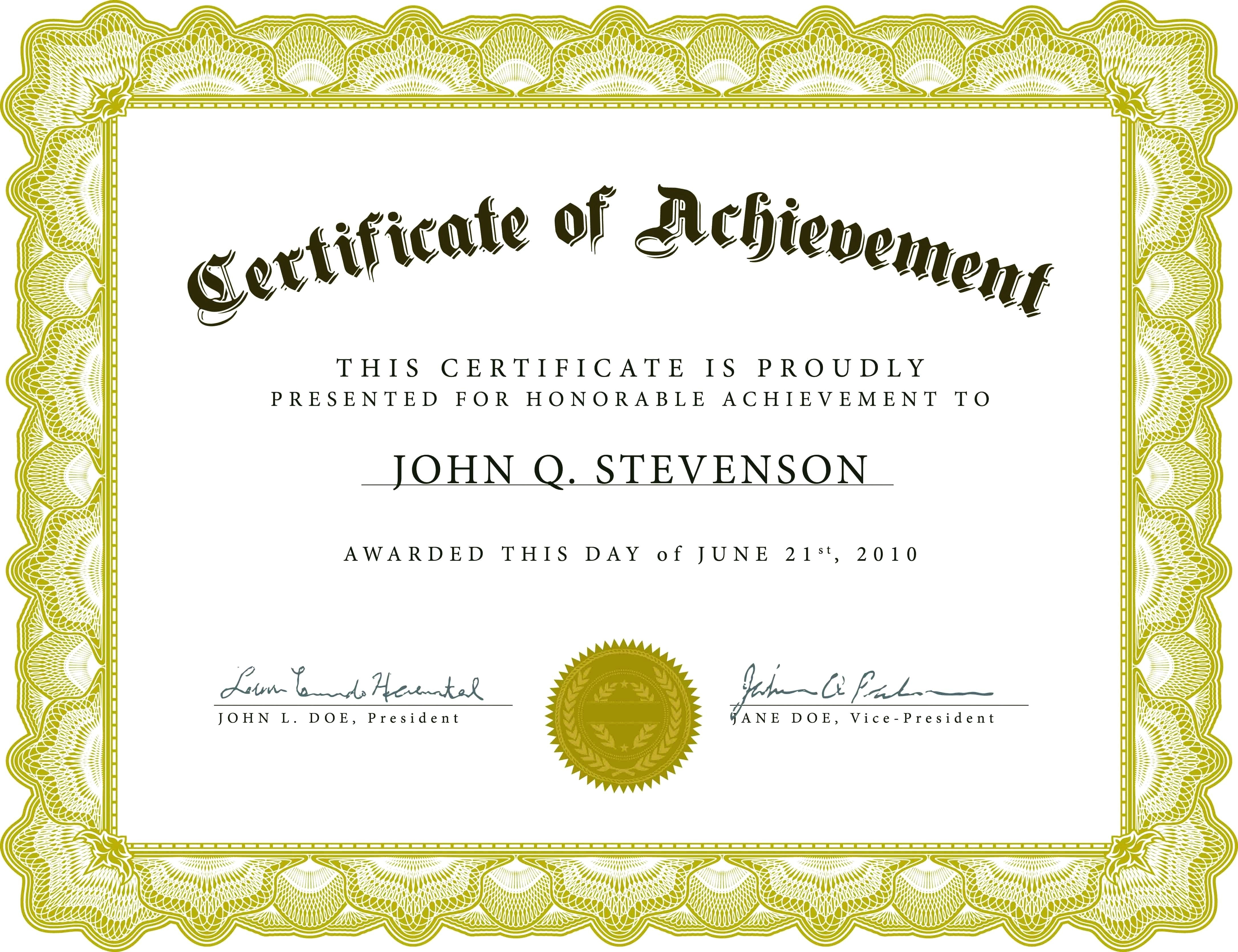 Beautiful Certificate Template Word  Certificatetemplateword Regarding Pageant Certificate Template