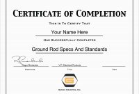 Beautiful Forklift Certification Card Template Free  Best Of Template intended for Forklift Certification Template
