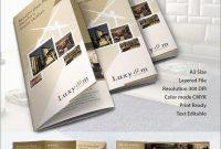 Beautiful Hotel Brochure Templates Free Download  Best Of Template for Hotel Brochure Design Templates