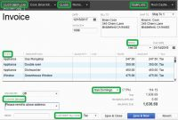 Beautiful Quickbooks Templates Download Free  Best Of Template in Quickbooks Invoice Template Excel