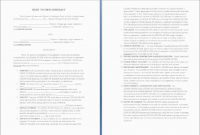 Beautiful Rent To Own Lease Agreement Template Free  Best Of Template pertaining to Free Rent To Own Agreement Template