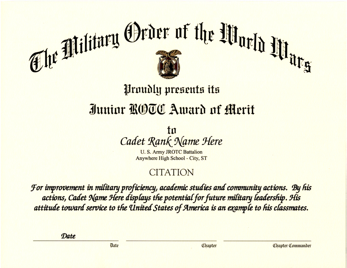 Best Award Certificate Template – Teplates For Every Day In Leadership Award Certificate Template