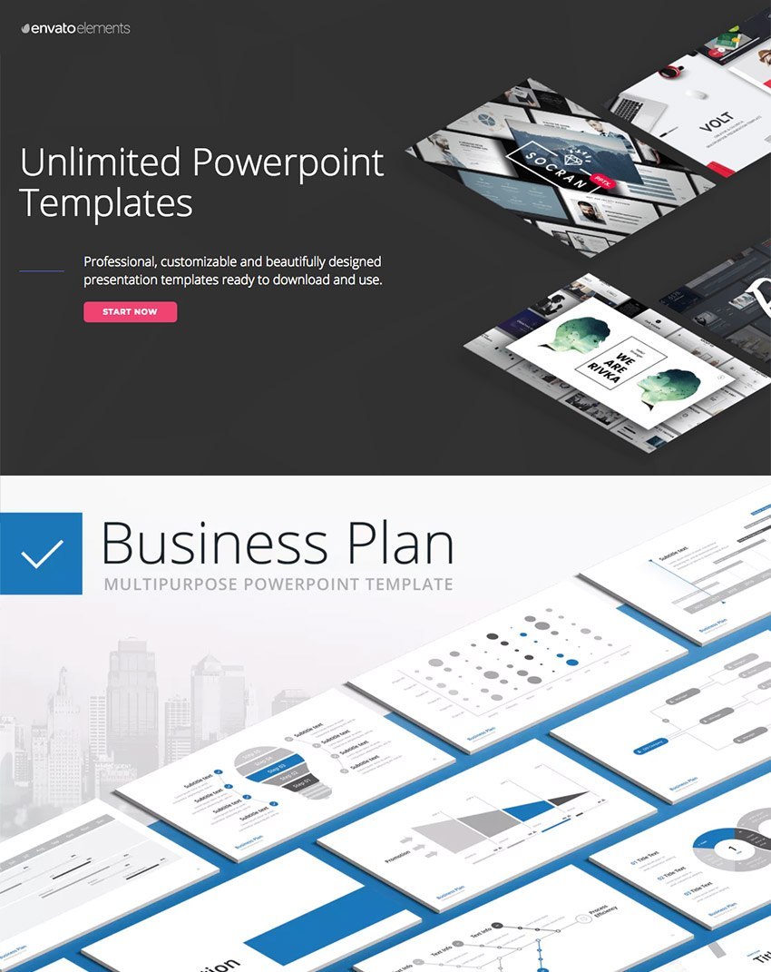 Best Business Plan Powerpoint Templates Ppts Made For Intended For Business Plan Powerpoint Template Free Download