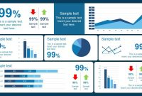 Best Dashboard Templates For Powerpoint Presentations pertaining to Project Dashboard Template Powerpoint Free