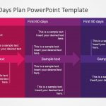 Best  Day Plan Templates For Powerpoint throughout 30 60 90 Day Plan Template Powerpoint