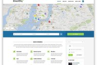 Best Directory WordPress Themes   Colorlib in Business Directory Template Free