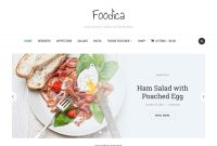 Best Food WordPress Themes For Sharing Recipes   Athemes regarding Blank Food Web Template