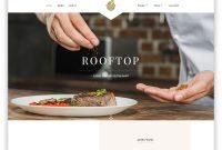 Best Free Restaurant Website Template   Colorlib inside Free Website Menu Design Templates