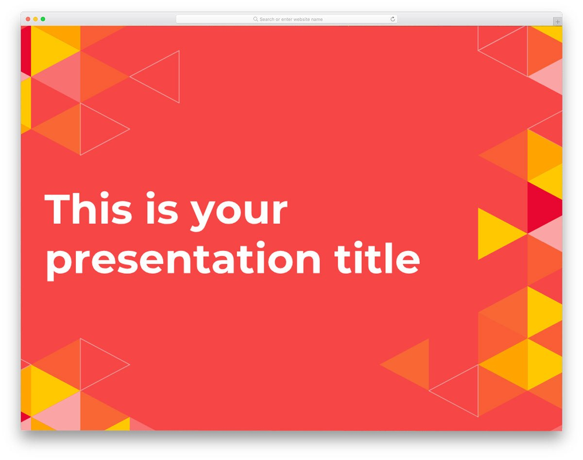 Best Hand Picked Free Powerpoint Templates   Uicookies Within Fancy Powerpoint Templates