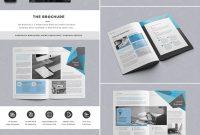 Best Indesign Brochure Templates  Creative Business Marketing inside Brochure Templates Free Download Indesign