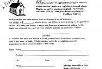 Best Photos Of Church Building Fund Pledge Form Template  Church in Building Fund Pledge Card Template