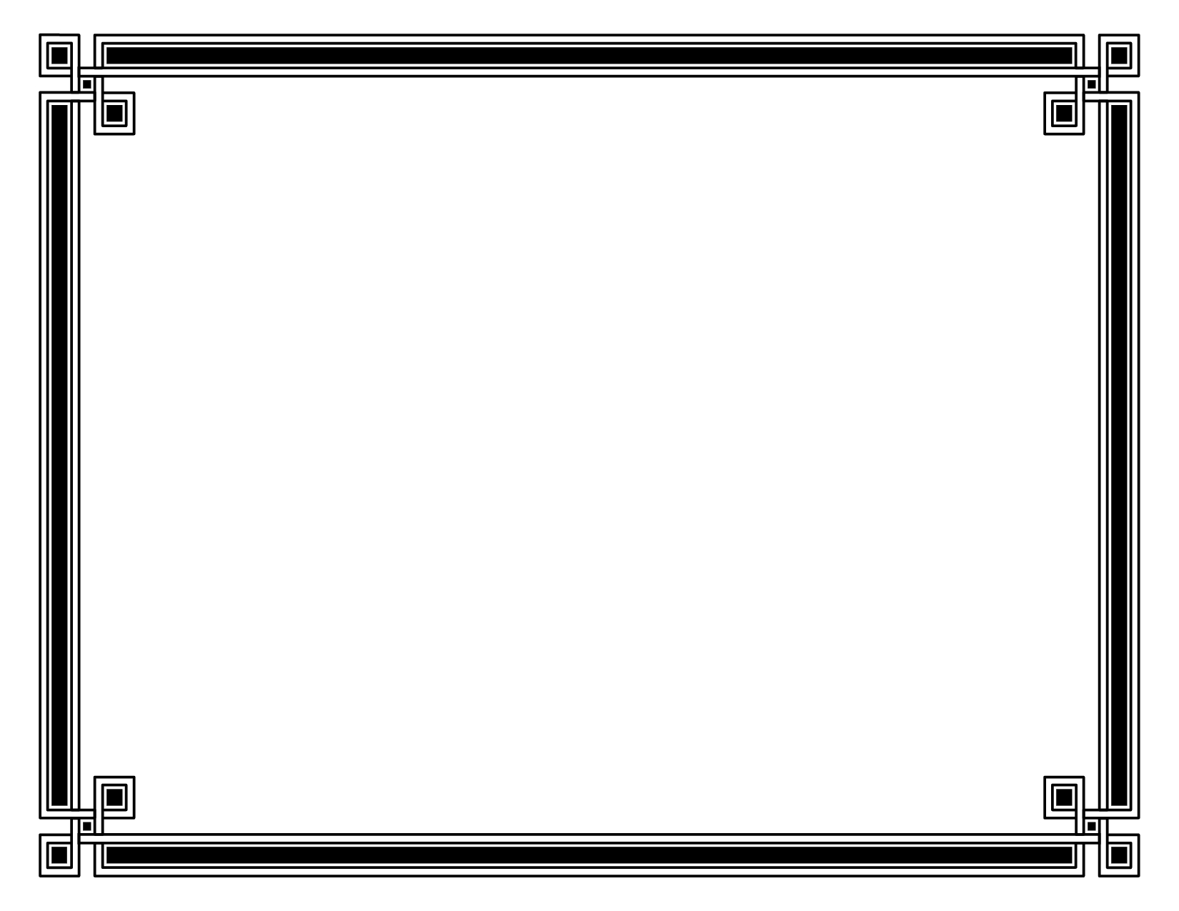 Best Photos Of Downloadable Border Template Certificate Borders Within Certificate Border Design Templates